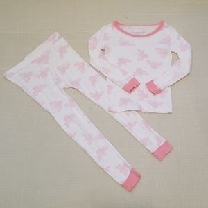 Burts bees girls pajamas